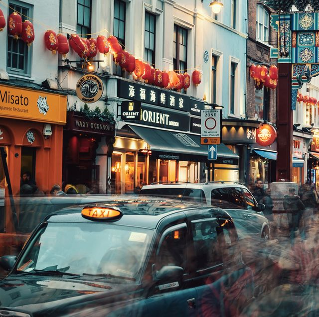 londres china town