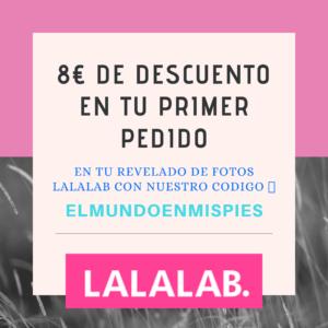 descuento de lalalab