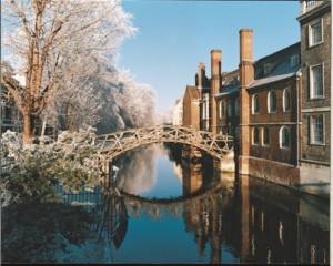 uno de los puentes mas preciosos y significativos de Cambridge