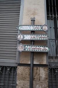 plaza de Teruel