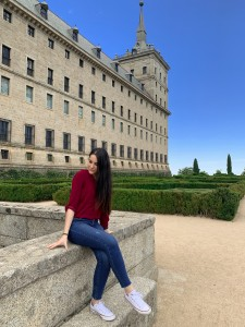 el escorial road trip